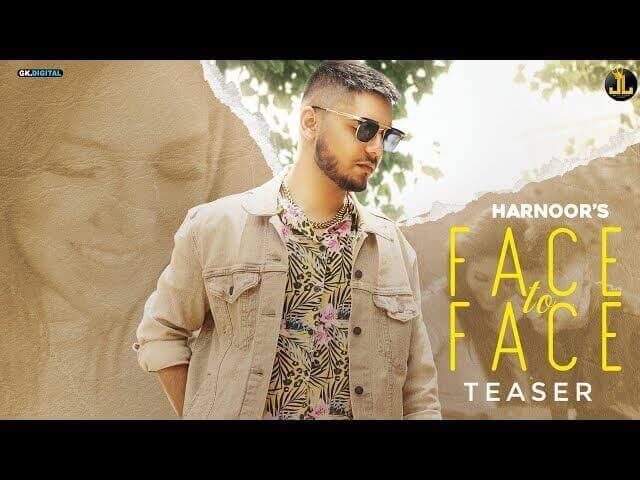 Face To Face Lyrics Meaning in Hindi Harnoor