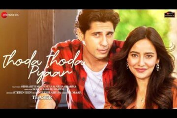 Thoda Thoda Pyaar Lyrics in Hindi Stebin Ben