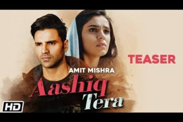 Aashiq Tera Lyrics in Hindi Amit Mishra