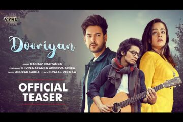 Dooriyan Lyrics in Hindi Raghav Chaitanya