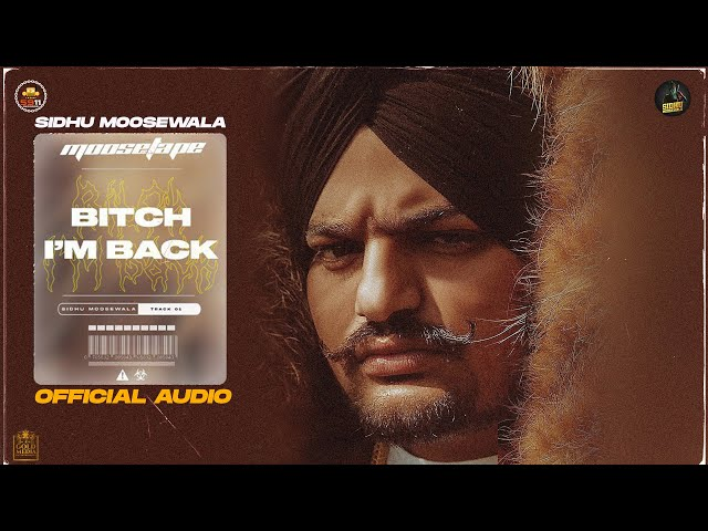 Bitch I'm Back Lyrics in Hindi Sidhu Moose Wala