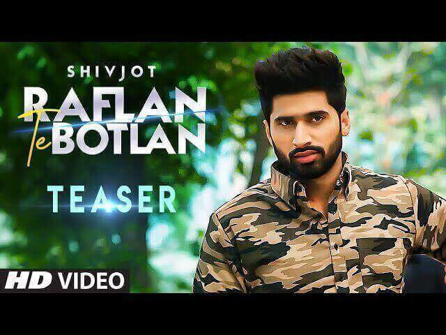 Raflan Te Botlan Lyrics in Hindi Shivjot